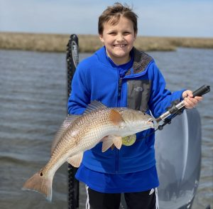 Jackson First bull red in South Louisiana