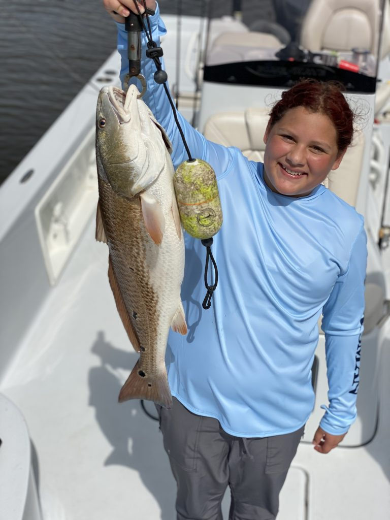 Great Fishing in South Louisiana and Mississippi