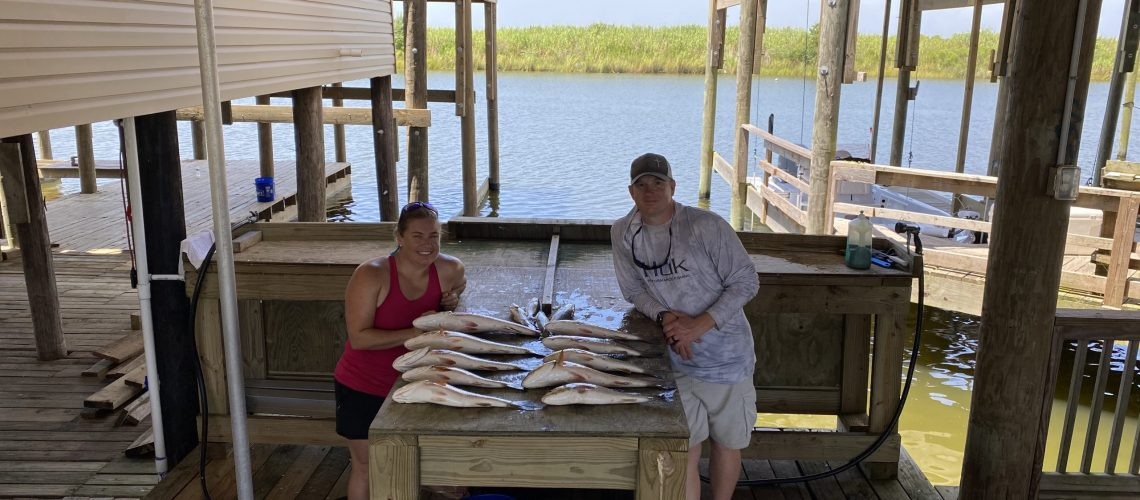 Couple-Fishing-Charters-with-Victory-Bay-Charters